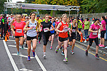 Off they go ladies take off at the start of the Killarney Ladies mini marathon on Saturday