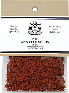 20614 Annatto Seed, Caravan 2 oz, India Tree Storefront