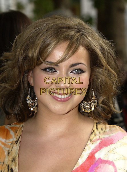 CHARLOTTE CHURCH.Attends the Glamour Women of the Year Awards 2005,.Berkeley Square, London, .June 7th 2005..portrait headshot.Ref: FIN.www.capitalpictures.com.sales@capitalpictures.com.©Steve Finn/Capital Pictures.
