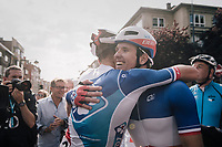 Arnaud D&eacute;mare (FRA/FDJ) wins the 97th Brussels Cycling Classic (1.HC)<br /> <br /> 1 Day Race: Brussels &gt; Brussels (201km)