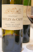 2006 ch moulin du cadet saint emilion bordeaux france