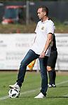 Saarbr&uuml;ckens Trainer Dirk Lottner beim Spiel in der Regionalliga Suedwest, 1. FC Saarbruecken - FK Pirmasens.<br /> <br /> Foto &copy; PIX-Sportfotos *** Foto ist honorarpflichtig! *** Auf Anfrage in hoeherer Qualitaet/Aufloesung. Belegexemplar erbeten. Veroeffentlichung ausschliesslich fuer journalistisch-publizistische Zwecke. For editorial use only.