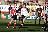 Ben Meyer during the Ranfurly Shield challenge against Canterbury at Jade Stadium on the 10th of September 2006. Canterbury won 32 - 16.