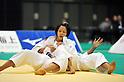 (L to R) Megumi Ishikawa (-57kg), Kaoru Matsumoto (-57kg), NOVEMBER 13, 2011 - Judo : Kodokan Cup 2011, Women's Women's -57kg category final at Chiba Port Arena, Chiba, Japan. (Photo by Jun Tsukida/AFLO SPORT) [0003]
