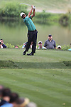 Edoardo Molinari (ITA) teeing off on the 7th tee.on day one of the USGA at Congressional country club, Bethesda, Washington, 16/6/11.Picture Fran Caffrey/www.golffile.ie