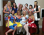 Sandra Smith's Hen Party in Bru....Photo NEWSFILE/Jenny Matthews.(Photo credit should read Jenny Matthews/NEWSFILE)....This Picture has been sent you under the condtions enclosed by:.Newsfile Ltd..The Studio,.Millmount Abbey,.Drogheda,.Co Meath..Ireland..Tel: +353(0)41-9871240.Fax: +353(0)41-9871260.GSM: +353(0)86-2500958.email: pictures@newsfile.ie.www.newsfile.ie.FTP: 193.120.102.198.