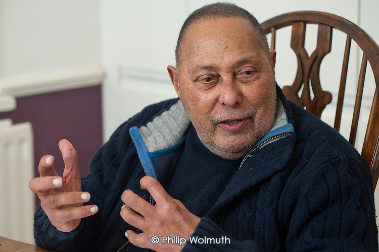 Stuart Hall, Emeritus Professor in the Faculty of Social Sciences at The Open University, and a founding editor of the political journal Soundings.