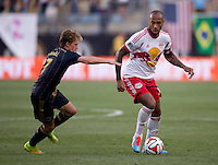 Chester, PA - July 16, 2014: The Philadelphia Union defeated the New York Red Bulls 3-1at PPL Park.
