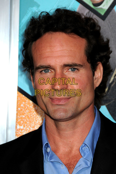 "JASON PATRIC .""The Losers"" Los Angeles Premiere held at Grauman's Chinese Theatre, Hollywood, California, USA, .20th April 2010..portrait headshot blue shirt tanned sun tan .CAP/ADM/BP.©Byron Purvis/AdMedia/Capital Pictures."