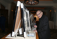 BEVERLY HILLS, CA - NOVEMBER 11: Larry King, at AMT's 2017 D.R.E.A.M. Gala at The Montage Hotel in Beverly Hills, California on November 11, 2017.  <br /> CAP/MPI/FS<br /> &copy;FS/MPI/Capital Pictures