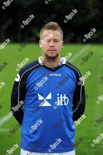 2011-07-27 / Voetbal / seizoen 2011-2012 / KF Mariekerke / Sam D'Hertefelt..Foto: mpics