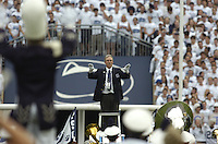 06 September 2008:.The Penn State Nittany Lions defeated the Oregon State Beavers 45-14 September 6, 2008 at Beaver Stadium in State College, PA..