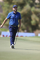 Andy Sullivan (ENG) during the 3rd round of the DP World Tour Championship, Jumeirah Golf Estates, Dubai, United Arab Emirates. 23/11/2019<br /> Picture: Golffile | Fran Caffrey<br /> <br /> <br /> All photo usage must carry mandatory copyright credit (© Golffile | Fran Caffrey)