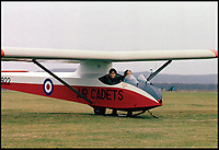 BNPS.co.uk (01202 558833)<br /> Pic: CrownCopyright/AirHistoricalBranch<br /> <br /> Prince Andrew learning to fly in a glider in 1975.<br /> <br /> A new book gives an intimate look behind the scenes of the Royal Flight and also the flying Royals.<br /> <br /> Starting in 1917 the book charts in pictures the 100 year evolution of first the King's Flight and then later the Queen's Flight as well as the Royal families passion for aviation.<br /> <br /> Author Keith Wilson has had unprecedented access to the Queen's Flight Archives to provide a fascinating insight into both Royal and aeronautical history.