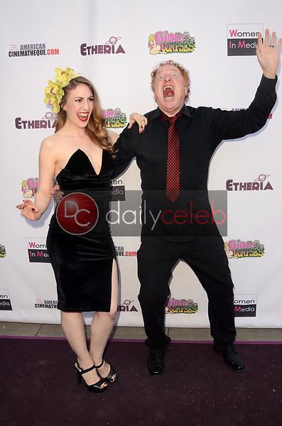 Anastasia Elfman, Richard Elfman<br /> at the Etheria Film Night 2017, Egyptian Theater, Hollywood, CA 06-03-17<br /> David Edwards/DailyCeleb.com 818-249-4998