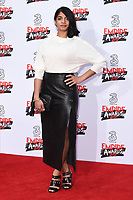 Amara Karan<br /> arriving for the Empire Film Awards 2017 at The Roundhouse, Camden, London.<br /> <br /> <br /> &copy;Ash Knotek  D3243  19/03/2017