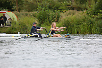 Race: 63  W.2x (Band 3)  Heat 1<br /> <br /> Peterborough Summer Regatta 2018 - Sunday<br /> <br /> To purchase this photo, or to see pricing information for Prints and Downloads, click the blue 'Add to Cart' button at the top-right of the page.