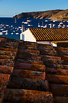 Morning sunlight, Cadaques, Catalonia, Spain