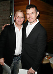 Scott Ellis (Director- THE LITTLE DOG LAUGHED) and Martin Pakledinaz ( Costume Design- THE TRIP TO BOUNTIFUL ).Attending the Nominees' Cocktail Party at Therapy for the 21st Annual Lucille Lortel Awards for Outstanding Achievement Off-Broadway. New York City..April 17th, 2006.© Walter McBride