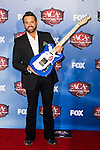Randy Houser in the press room at the American Country Awards 2013 at the Mandalay Bay Resort & Casino in Las Vegas, Nevada