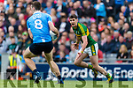 Paul Geaney Kerry in action against  Dublin at the National League Final in Croke Park on Sunday.