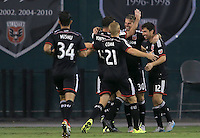 D.C. United vs Arabe Unido, September 15, 2015
