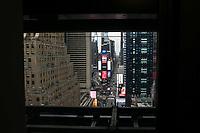 NOVA YORK, EUA, 30.12.2O18 - TURISMO-EUA - Vista da Times Square na cidade de Nova York nos Estados Unidos neste domingo, 30. (Foto: William Volcov/Brazil Photo Press)