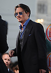 Johnny Depp at The Los Angeles Film Festival 2009 Premiere of Universal Pictures' Public Enemies held at The Mann's Village Theatre in Westwood, California on June 23,2009                                                                     Copyright 2009 Debbie VanStory / RockinExposures