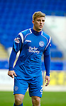 St Johnstone v Kilmarnock....02.04.11 .Jordan Robertson makes his debut.Picture by Graeme Hart..Copyright Perthshire Picture Agency.Tel: 01738 623350  Mobile: 07990 594431