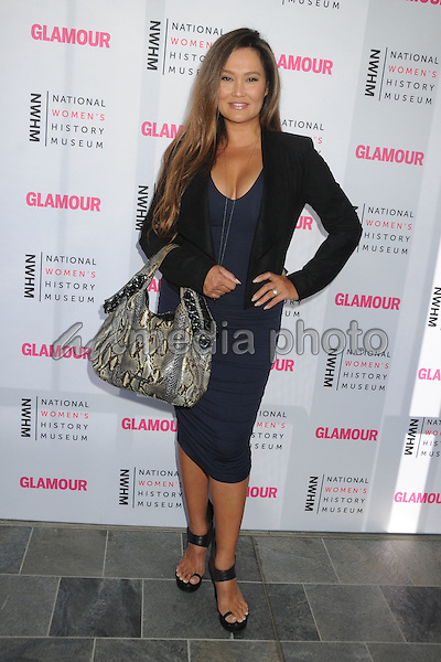19 September 2015 - Los Angeles, California - Tia Carrere. 4th Annual Women Making History Brunch held at the Skirball Cultural Center. Photo Credit: Byron Purvis/AdMedia