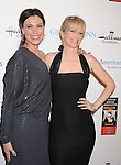 BEVERLY HILLS, CA - OCTOBER 01: Michelle Forbes and Kristin Bauer arrive at The American Humane Association's First Annual Hero Dog Awards at The Beverly Hilton Hotel on October 1, 2011 in Beverly Hills, California.