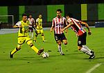 Junior venció 0-3 a Alianza Petrolera. Fecha 18 Liga Águila II-2018.