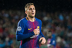 Gerard Deulofeu Lazaro of FC Barcelona reacts during the UEFA Champions League 2017-18 match between FC Barcelona and Olympiacos FC at Camp Nou on 18 October 2017 in Barcelona, Spain. Photo by Vicens Gimenez / Power Sport Images