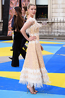 Anya Taylor-Joy arriving for the Royal Academy of Arts Summer Exhibition 2018 opening party, London, UK. <br /> 06 June  2018<br /> Picture: Steve Vas/Featureflash/SilverHub 0208 004 5359 sales@silverhubmedia.com