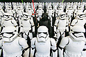 Stormtrooper action figures on display at the International Tokyo Toy Show 2016 in Tokyo Big Sight on June 9, 2016, Tokyo, Japan. The annual exhibition showcases some 35,000 toys from 160 toy makers from Japan and overseas. The show runs to June 12th and organisers expect to attract 160,000 visitors. (Photo by Rodrigo Reyes Marin/AFLO)