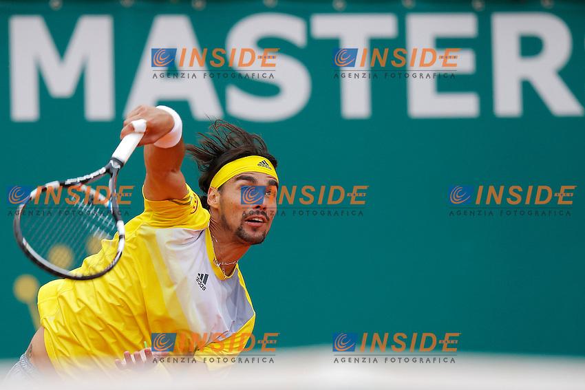 Fabio Fognini, Monte - Carlo, Monaco 19/4/2013 .Monte - Carlo Rolex Masters, Tennis, Atp World Tour.Tennis..Foto Marco Bertorello Insidefoto