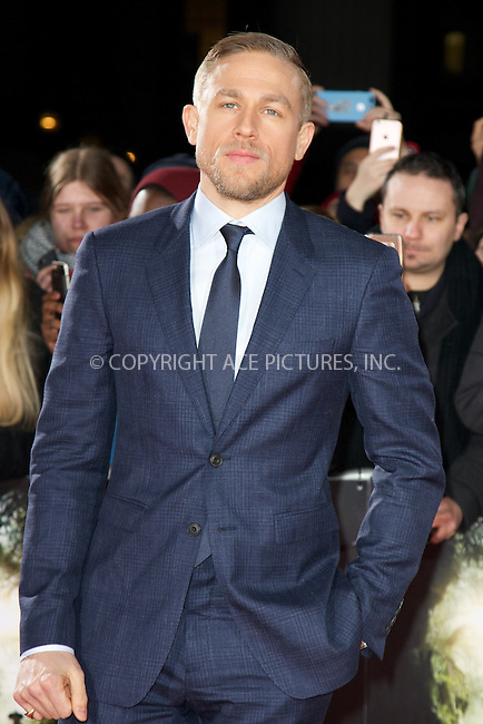 www.acepixs.com<br /> <br /> February 16 2017, London<br /> <br /> Charlie Hunnam arriving at the UK premiere of 'The Lost City of Z' at The British Museum on February 16, 2017 in London<br /> <br /> By Line: Famous/ACE Pictures<br /> <br /> <br /> ACE Pictures Inc<br /> Tel: 6467670430<br /> Email: info@acepixs.com<br /> www.acepixs.com