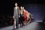 Vivienne Tam: Mercedes Benz Fashion Week F/W 2014