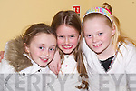 Ma?ire Daly, Laura Donnelly and Sorcha Daly having a great time at the function in St John's Parish Centre for the Cheque Presentation to Dean Dan O'Riordan, on Tuesday night. .   Copyright Kerry's Eye 2008