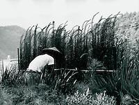 Bauer bei Takyama, Japan