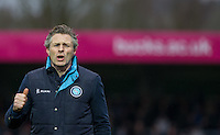 Wycombe Wanderers Manager Gareth Ainsworth during the Sky Bet League 2 match between Wycombe Wanderers and Luton Town at Adams Park, High Wycombe, England on 6 February 2016. Photo by Andy Rowland.