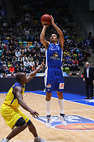 Dreier Shawn Huff (Fraport Skyliners) - 05.11.2017: Fraport Skyliners vs. EWE Baskets Oldenburg, Fraport Arena Frankfurt