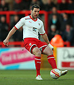 Jon Ashton of Stevenage. - Stevenage v Carlisle United - npower League 1 - Lamex Stadium, Stevenage - 17th April, 2012. © Kevin Coleman 2012