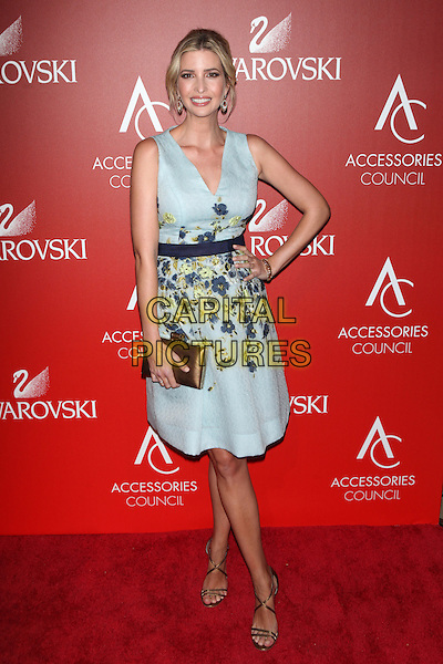 NEW YORK, NY - NOVEMBER 2: Ivanka Trump pictured as the Accessories Council hosts the 2015 ACE Awards at Cipriani Wall Street in New York City on November 2, 2015. <br /> CAP/MPI/COR<br /> &copy;COR/MPI/Capital Pictures