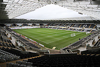 Pictured: A general view of the Liberty Stadium home to Swansea City<br /> Re: Coca Cola Championship, Swansea City Football Club v Watford at the Liberty Stadium, Swansea, south Wales 09 November 2008.<br /> Picture by Dimitrios Legakis Photography (Athena Picture Agency), Swansea, 07815441513