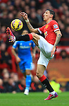 Angel di Maria of Manchester United - Manchester United vs. Sunderland - Barclay's Premier League - Old Trafford - Manchester - 28/02/2015 Pic Philip Oldham/Sportimage