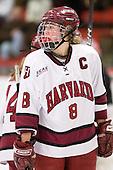 Kathryn Farni (Harvard - 8) - The Harvard University Crimson defeated the Northeastern University Huskies 1-0 to win the 2010 Beanpot on Tuesday, February 9, 2010, at the Bright Hockey Center in Cambridge, Massachusetts.