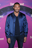 13 May 2019 - New York, New York - Charles Michael Davis at the Entertainment Weekly & People New York Upfronts Celebration at Union Park in Flat Iron. Photo Credit: LJ Fotos/AdMedia