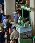 Sept. 21, 2013; Notre Dame Stadium guest services.<br /> <br /> Photo by Matt Cashore