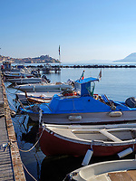 San Giovanni Hafen, Portoferraio, Elba, Region Toskana, Provinz Livorno, Italien, Europa<br /> port of San Giovani, Portoferraio, Elba, Region Tuscany, Province Livorno, Italy, Europe